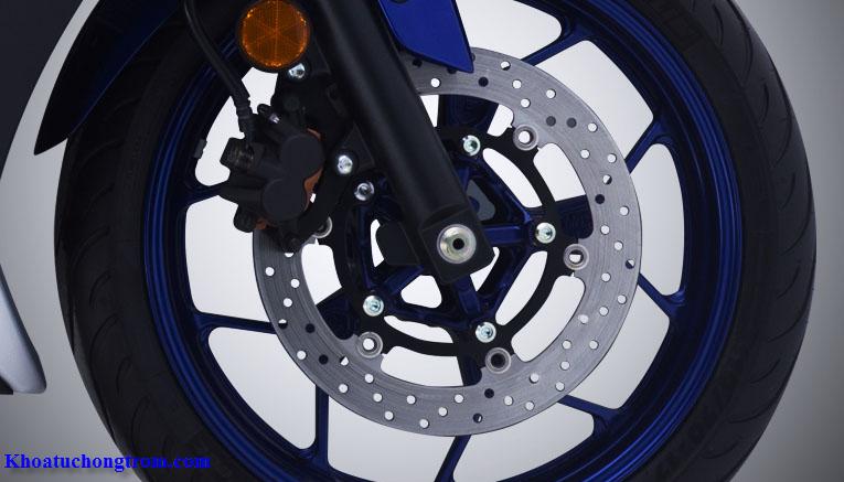 Mâm xe Yamaha R3