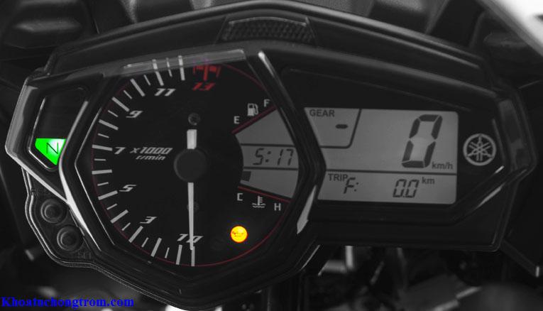 Đồng hồ yamaha r3