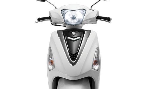 Mặt trước xe Yamaha Acruzo