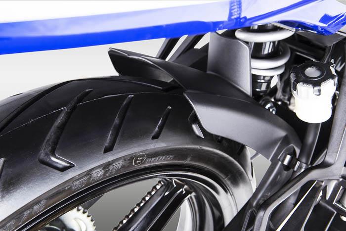 Chắn bùn trong Exciter FI 150cc
