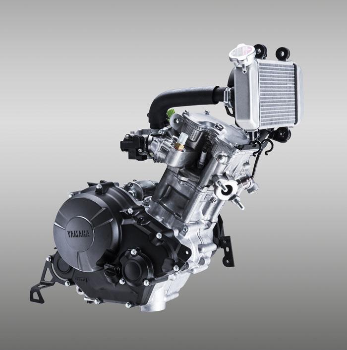 Động cơ Exciter FI 150cc