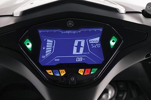 Mặt đồng hồ Yamaha NVX 155