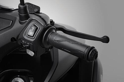 Hệ thống ngắt động cơ tạm thời xe Yamaha NVX 155