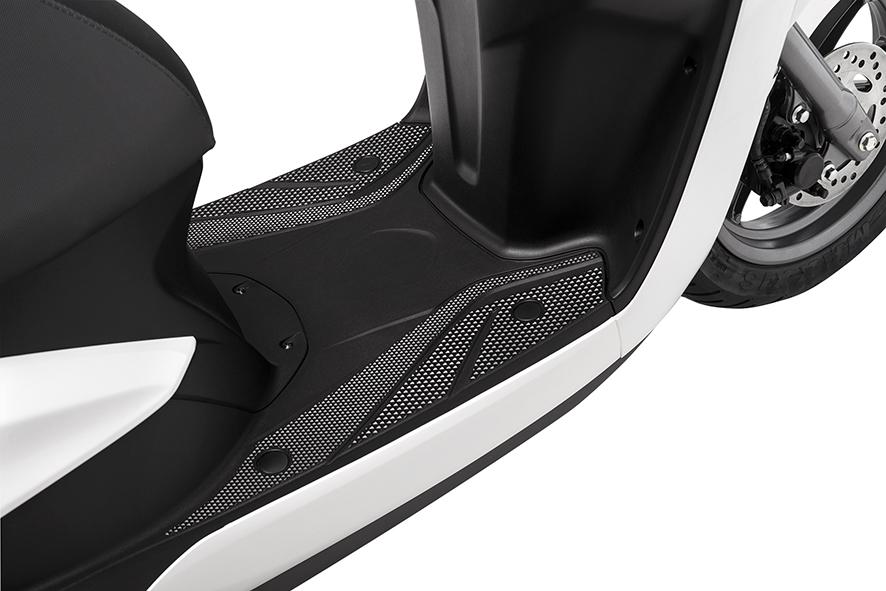 Sàn để chân xe Yamaha Acruzo