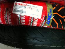 Vỏ trước của các dòng xe Yamaha