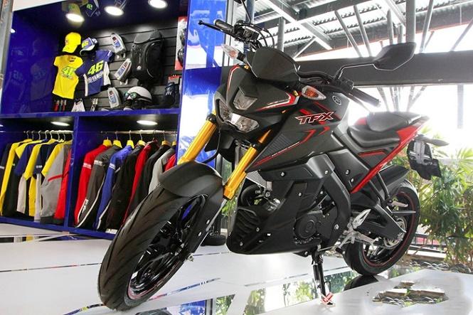 Yamaha Ftx 150 >> Yamaha Ra Mắt Dong Xe Thể Thao Tfx 150cc Vao Thang 10 2016
