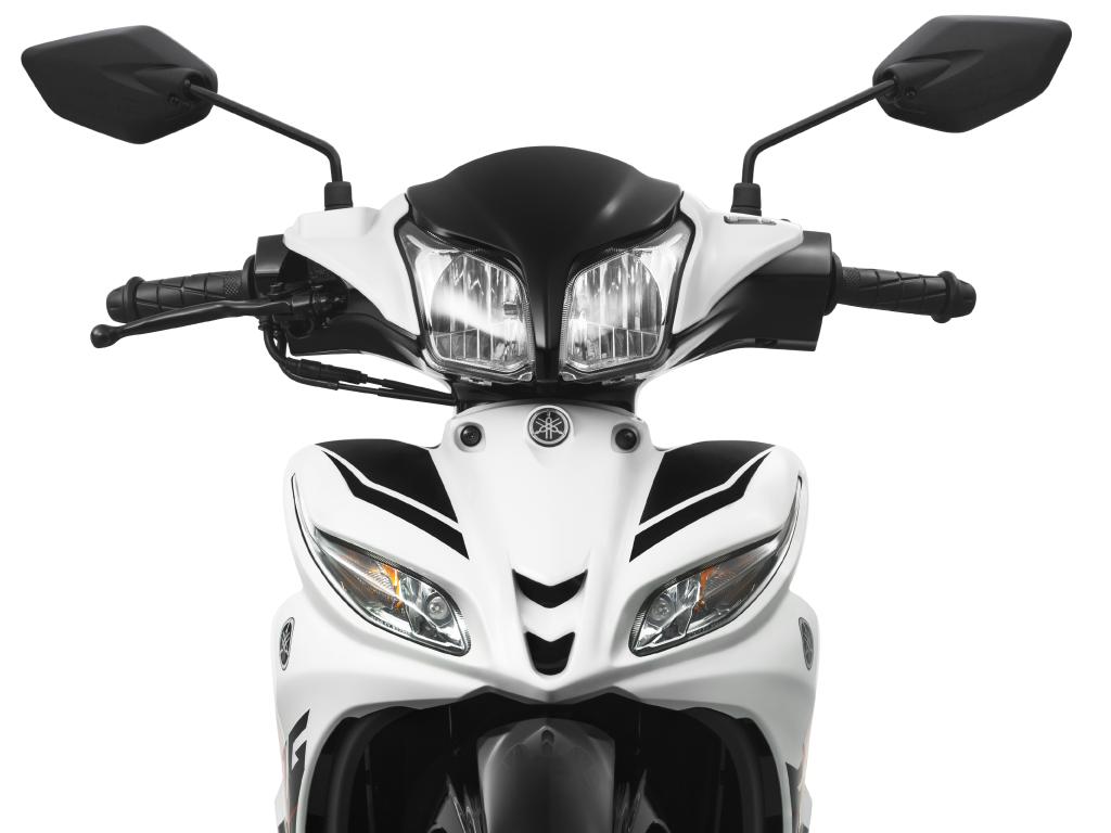 Đầu xe Yamaha Jupiter Rc 2018