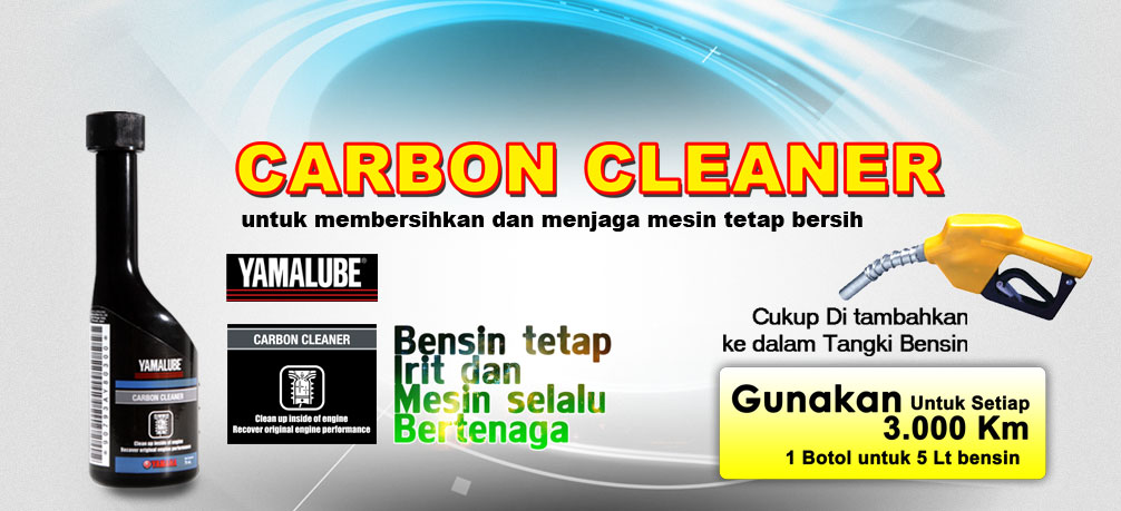 Yamaha Carbon Cleaner